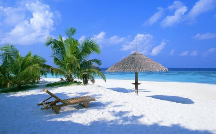 пляжный отдых в октрябре