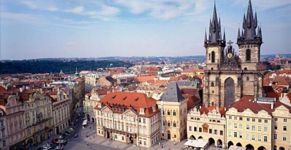 безудержная Прага