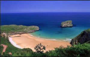 пляжнйы отдых в испании1