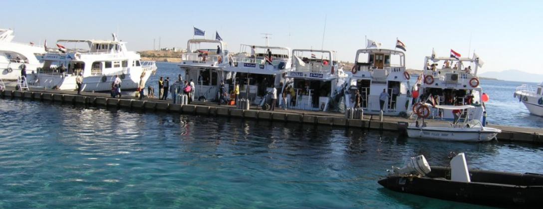 бухта Шарм-эль-Майя
