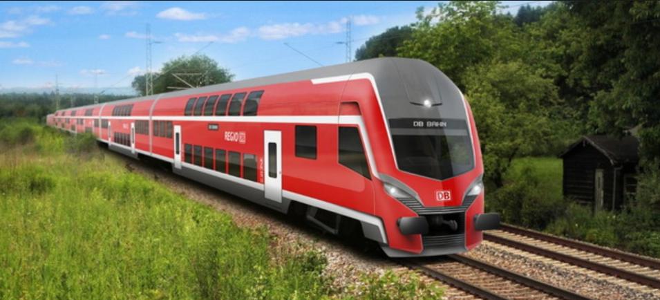 Путешествие по Германии на поезде
