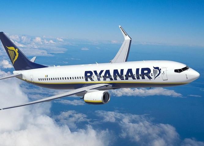 Ryanair Одесса